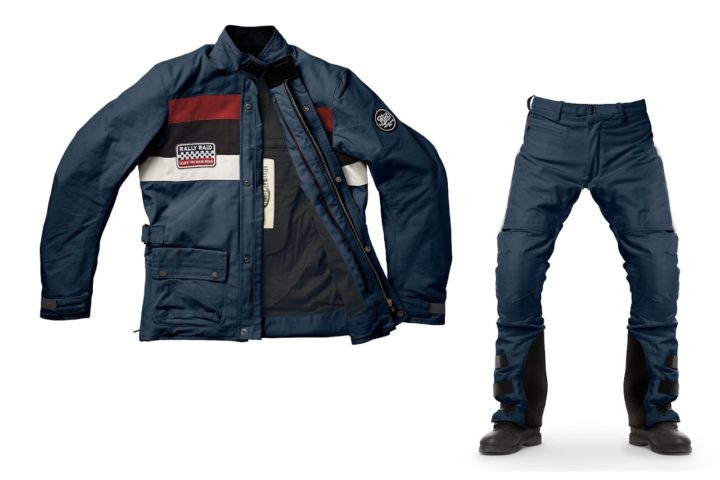 Fuel Rally Raid Collection Motorcycle Jacket and Jeans
