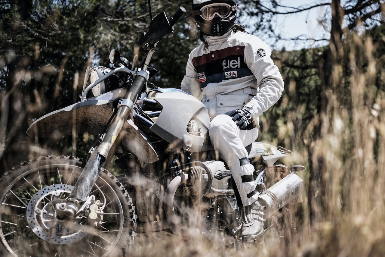 Fuel Rally Raid Gear For Retro Riders And Adventurers