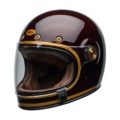 Bell Bullitt Helmet Transcend Gloss Carbon Candy Red Gold
