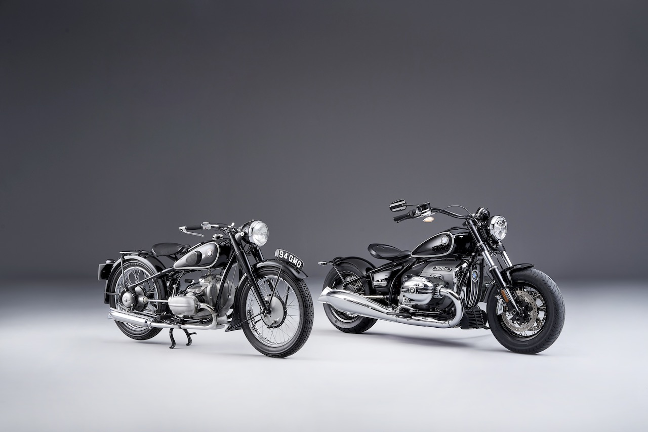 BMW R 5 and R 18 Motorcycles