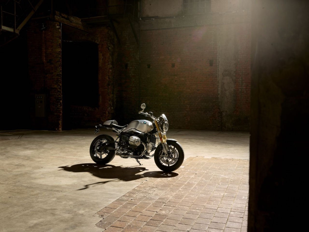 New BMW RnineT 2021 - Option 719 Aluminium