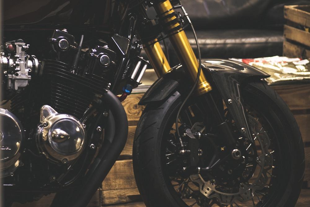 Honda CB900 Neate Racing Engine