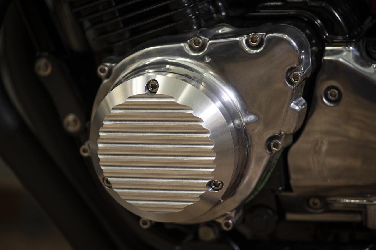 Fastec Engine Cover
