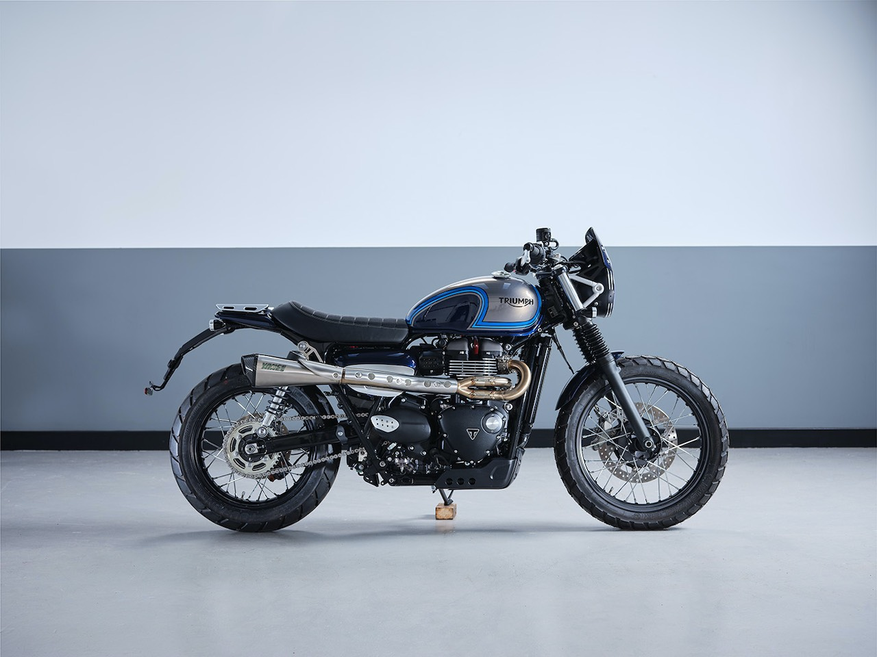 TRIUMPH NORTH LONDON - TNL SCRAMBLER