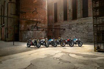 BMW Motorrad RnineT Models 2021