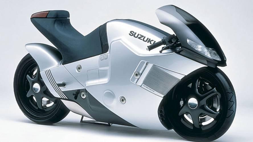 Suzuki Nuda Concept Tokoyo Moto Show 1986