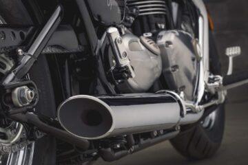 Triumph Motorcycles Speedmaster Exhaust