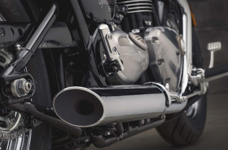 Triumph Motorcycles Speedmaster Exhaust