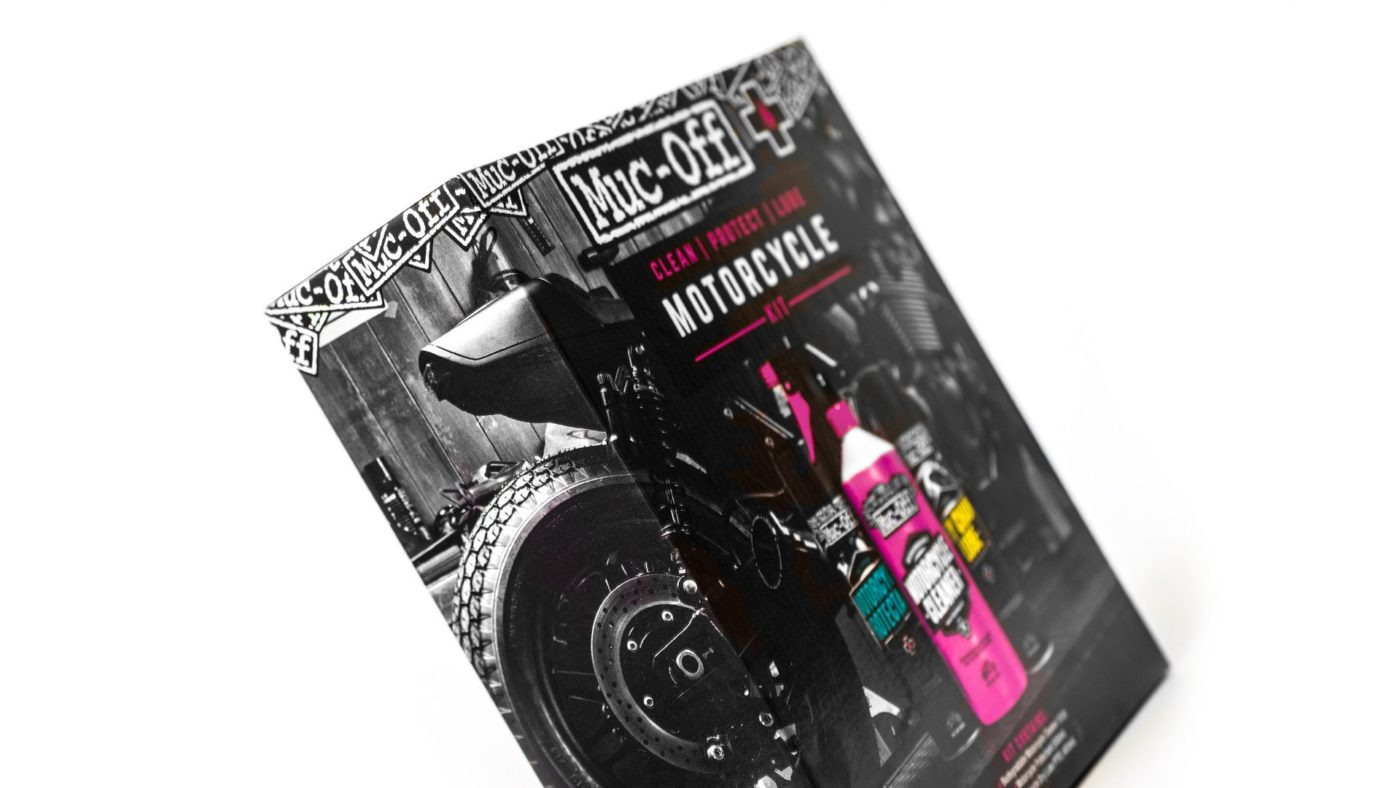 Muc-off Motorcycle Clean protect & Lube Kit