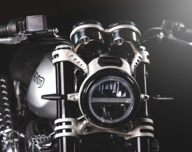 Norton Motorcycles Atlas Nomad Headlight