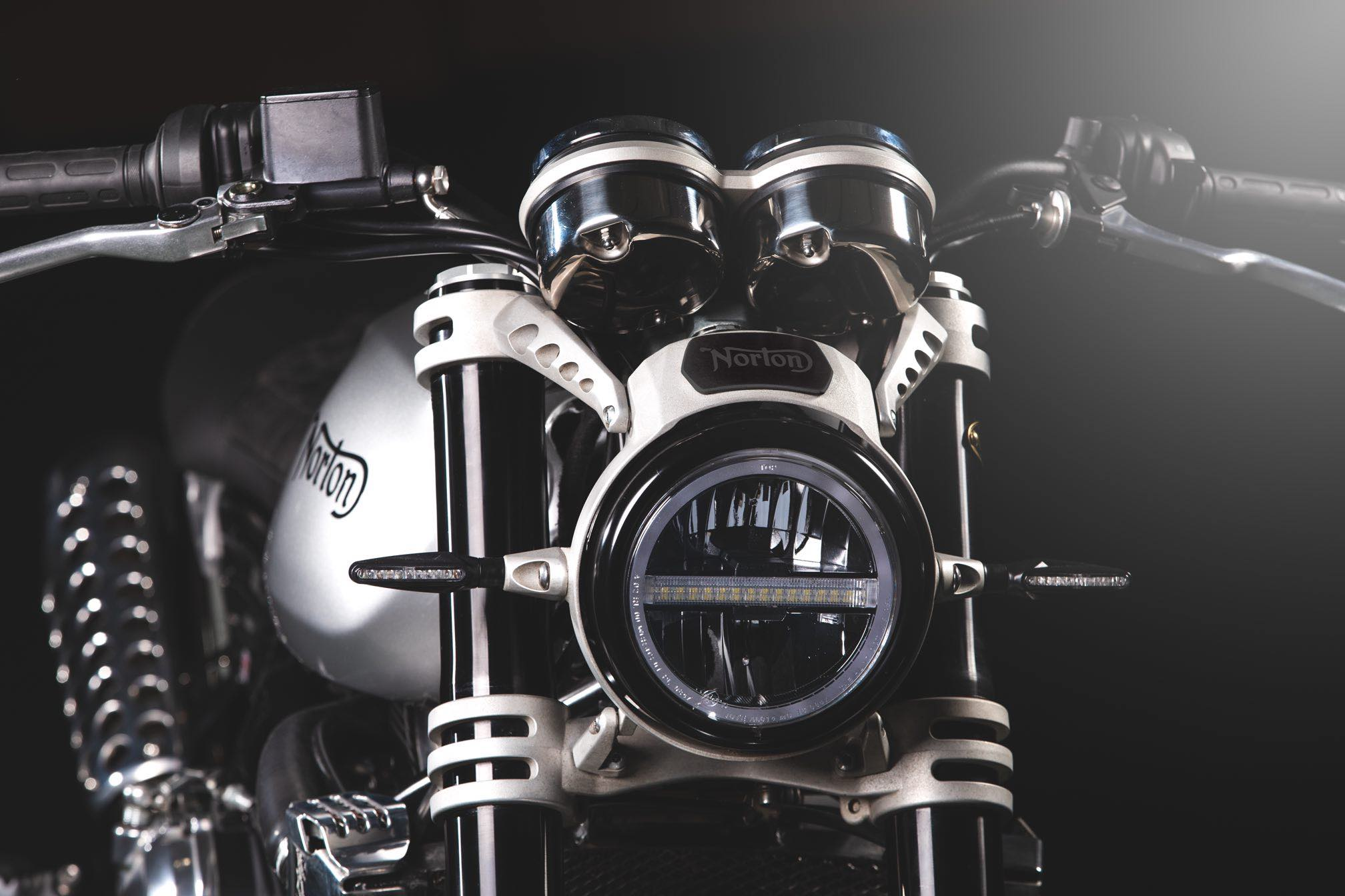 Norton Motorcycles Atlas Nomad Headlight