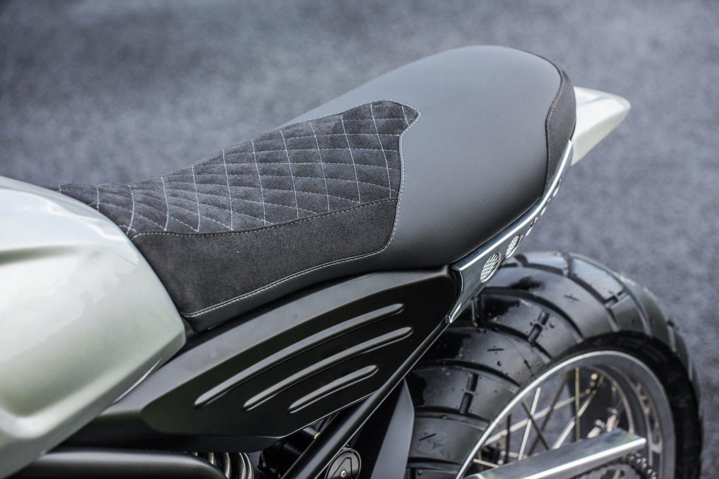 Norton Motorcycles Atlas Nomad Seat