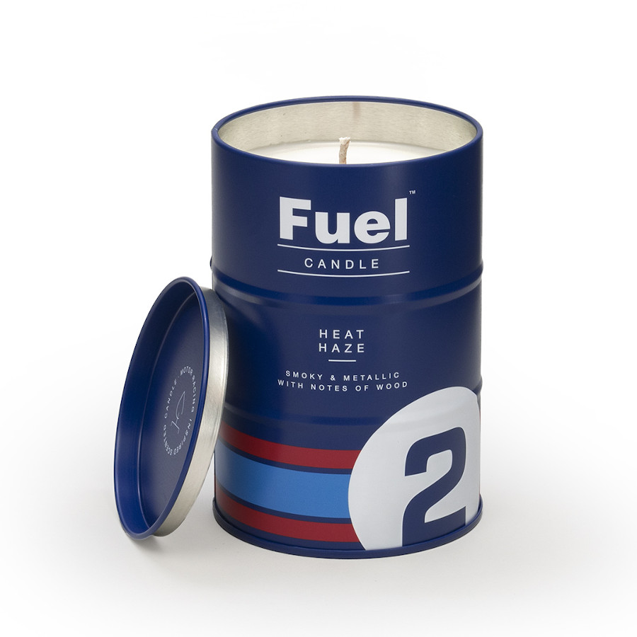 Luckies Fuel Candle Gifts for Motorcycle riders 2