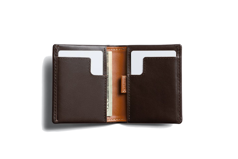 Gifts for Motorcycle Riders - Bellroy Slim Sleeve Leather Wallet
