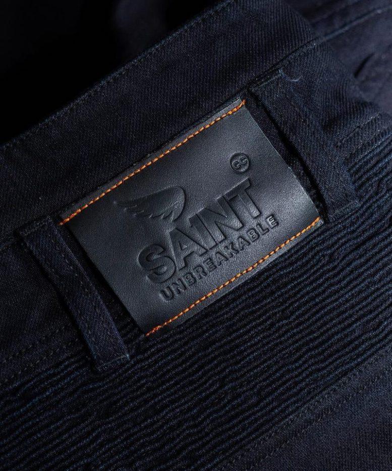 Saint Unbreakable Model 4 Jeans [waist patch]