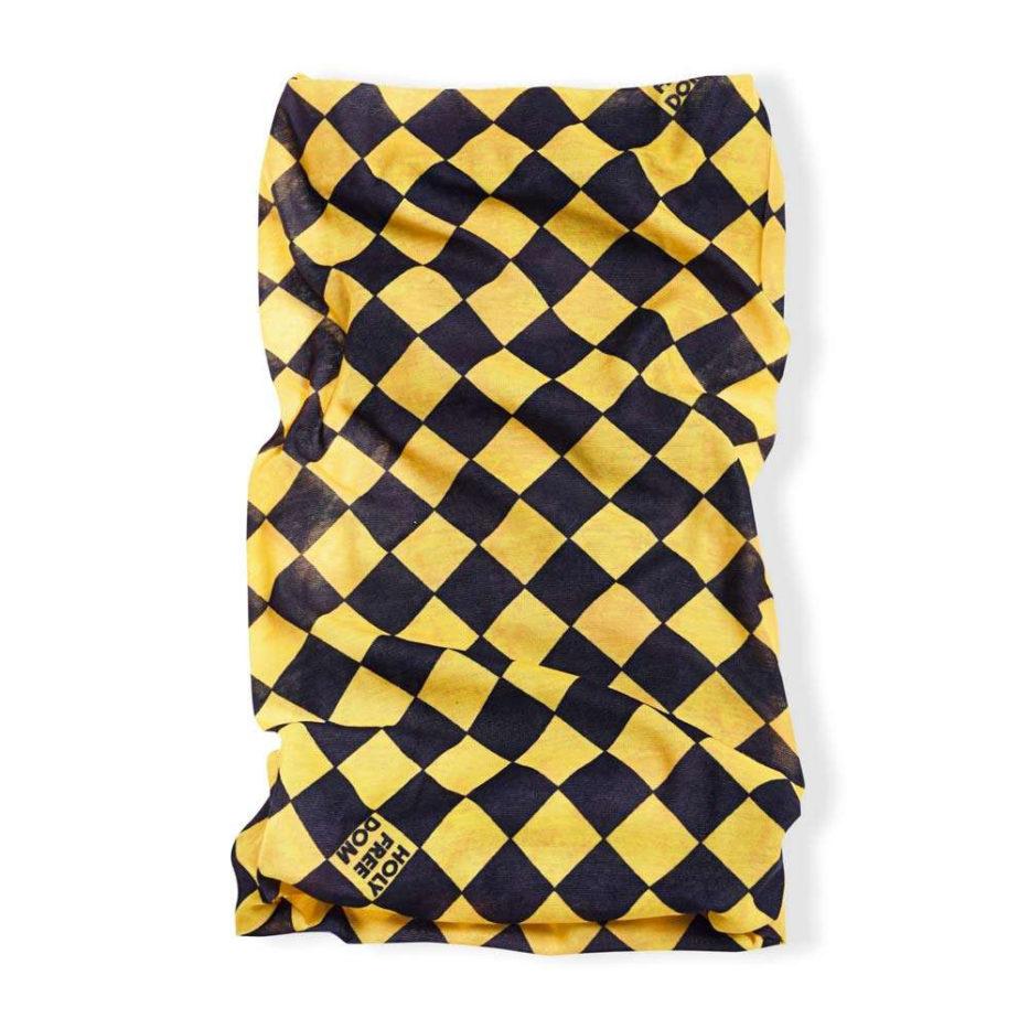 Holy Freedom Bullitt Yellow Primaloft Neck Tube
