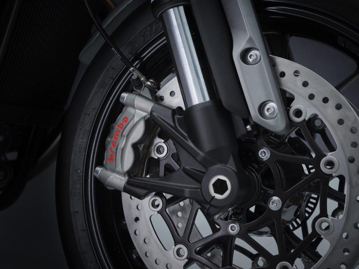Brembo M50 Triumph Speed Twin 2021
