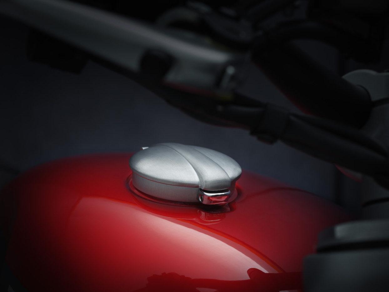 Triumph Speed Twin 2021 Tank Cap