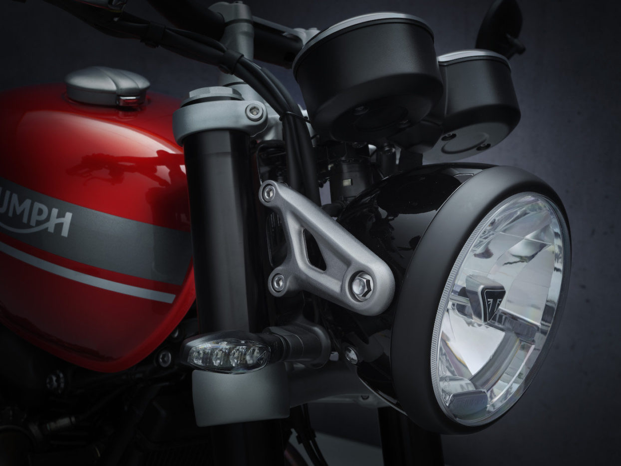 Triumph Speed Twin 2021 Headlight